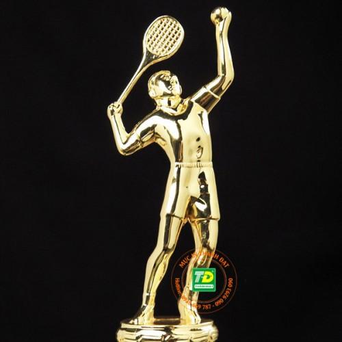 Cúp Vinh Danh Pha Lê Tennis TD-091