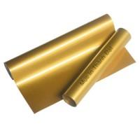 Decal PU In Chuyển Nhiệt Vàng Gold