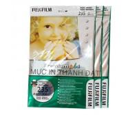 Giấy In Ảnh Fujifilm Lụa A4