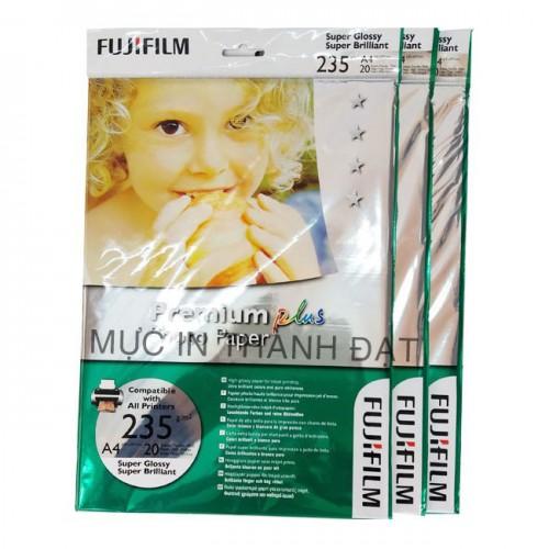 Giấy In Ảnh Fujifilm A4 Chính Hãng