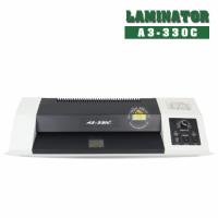 Máy Ép Plastic Laminator A3-330C Hàng Chính Hãng
