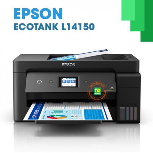 Máy In Epson EcoTank L14150 Quét Khổ LEGAN