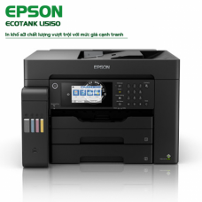 Máy In Epson L15150 Khổ A3 Đa Năng - Wifi