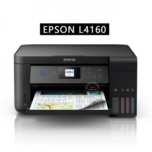 Máy In Epson L4160 Wifi - In Đảo 2 Mặt Tự Động