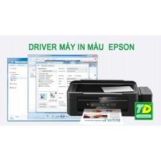 Phần mềm Driver máy in màu epson T50,T60,1390,1430 và các máy in epson