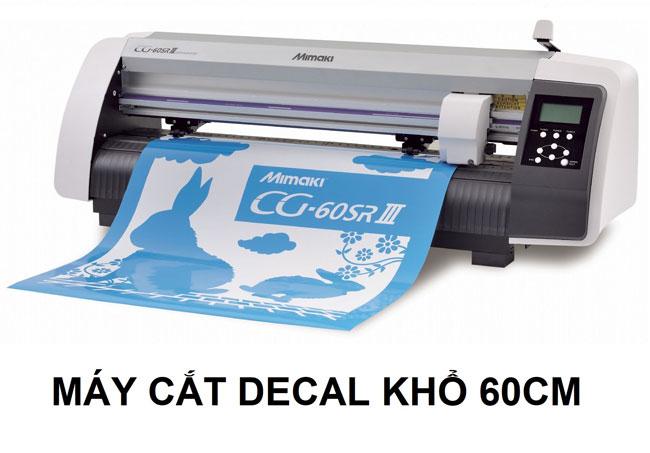 Máy cắt decal khổ 60cm cắt đẹp - dùng bền - giá rẻ MUA NGAY KẺO LỠ