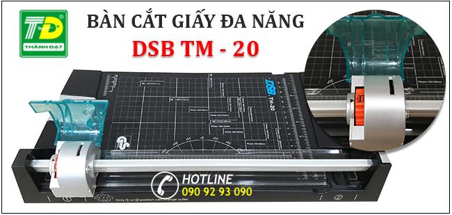 BÀN CẮT 5 TRONG 1 DSB TM 20