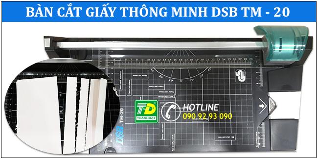 BÀN CẮT THÔNG MINH 5 TRONG 1 DSB TM 20